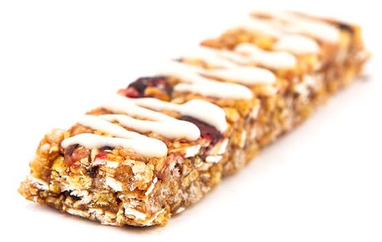 Muesli and Cereal Bars