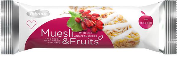 MUESLI&FRUITS